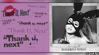 thank u, next x knew better | Mashup of Ariana Grande