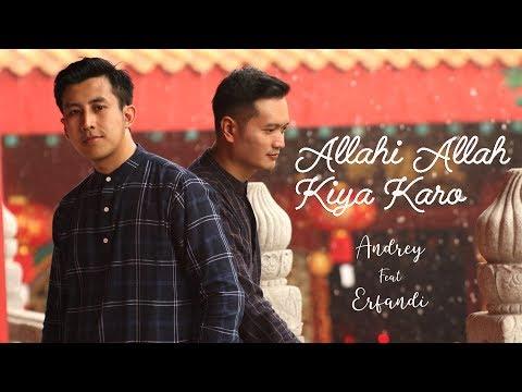 Allahi Allah Kiya Karo (Maher Zain Ft. Irfan Makki) - Andrey Feat Erfandi (Cover)