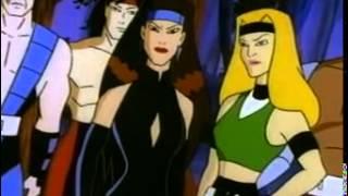 Mortal Kombat Defenders Of The Realm S01E08