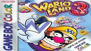 Wario Land 3 - Game Boy Color (Short Walkthrough) [REVIEW IN SPANISH]