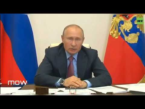 Путин: Продлить на три месяца выплаты пособия по безработице
