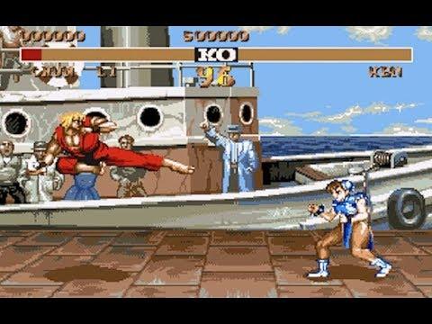 AMIGArama Episode 17 Street Fighter 2