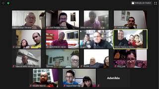 Live IPH 20/06/2020 - Bate-papo com os Pastores