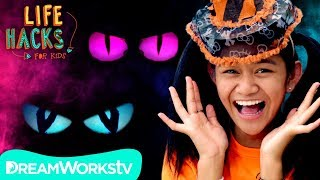 Hackable Halloween Decor | LIFE HACKS FOR KIDS