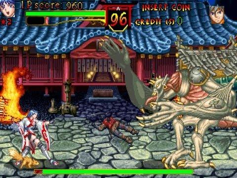 隠忍 -ザ・ニンジャマスター- / Oni - The Ninja Master 雪姫使用ノーミスALL
