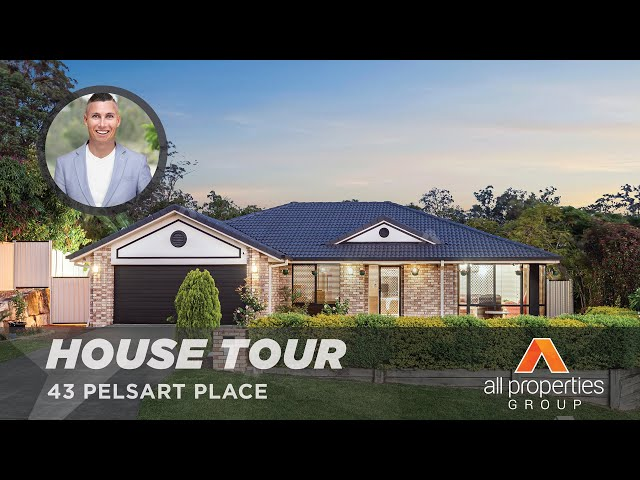 43 Pelsart Place, Drewvale | House Tour | Chris Gilmour
