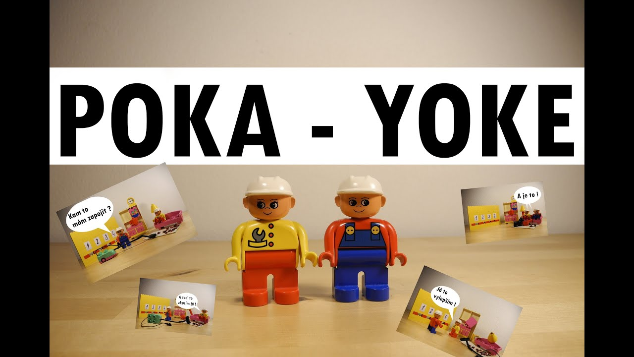 poka yoke Poka yoke 1 may 26, 2012 1 2 introductionwhat is a poka- yoke shigeo shingo defined poka-yoke as poka- 'inadvertent mistake that anyone can make' and yoke- 'to prevent or proof' poka-yoke.