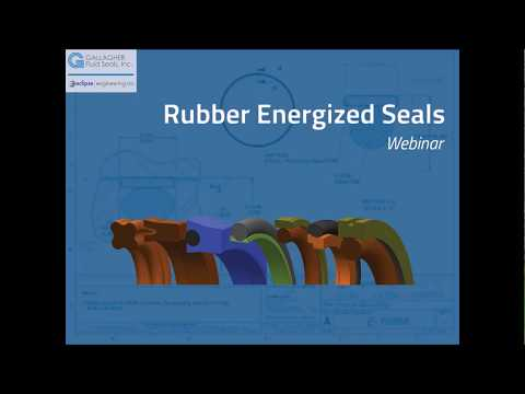 Cost vs. Lead Time for Rubber Energized Seals - Gallagher Fluid Seals