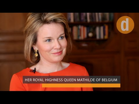 Queen Mathilde: Invest in the education of girls in conflict areas