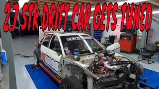 Tuning A Crazy 2.7t A4 Drift Car On The Dyno At AZ Euros