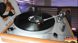 George Michael - Careless Whisper (vinyl, 33 rpm) HD