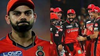 IPL 2017: RCB Out Of The IPL-10, पुणे से हारकर टूर्नामेंट से बाहर हुई विराट की सेना