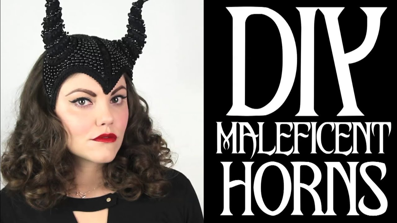 Diy maleficent inspired horns youtube diy maleficent inspired horns solutioingenieria Gallery