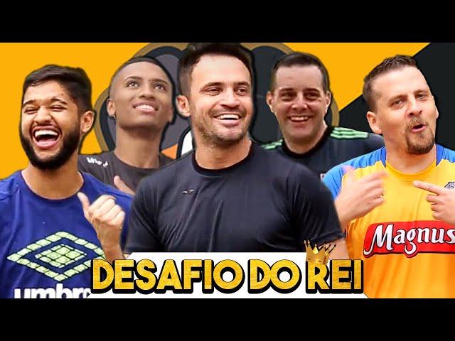 Desafio de finalização - Leozinho, Mister, Lino e Falcão #VPCF