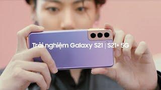 Galaxy S21 | S21+ 5G: Cùng BTS trích xuất ảnh chất lượng cao từ Video 8K | Samsung