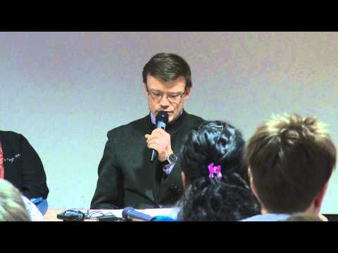 Seminar: Beijing-Helsinki-New York, From Vision to Transformation – Discussion on new