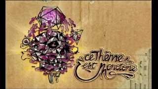 Daze feat Séraphine - Ce thème est monotone [FACE D - #01] (2013 - Fishline Records)