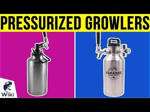 7 Best Pressurized Growlers 2019
