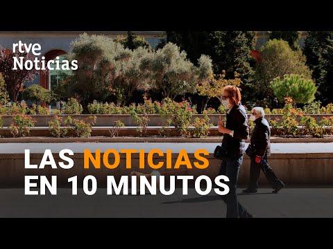 Las noticias del SABADO 17 de OCTUBRE en 10 minutos I RTVE