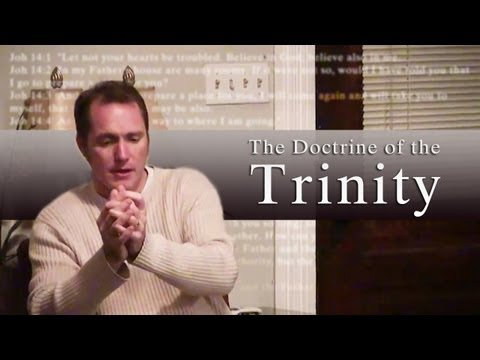 The Doctrine of the Trinity - Tim Conway
