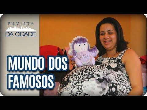 Cobra Judite Da Grávida De Taubaté? + Especial SEXTA-FEIRA 13 - Revista Da Cidade (13/04/18)