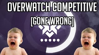 [Overwatch] Competitive - Where Adults become Children