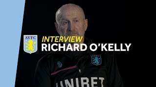 Interview: Richard O'Kelly on Aston Villa stature, John Terry and promotion push