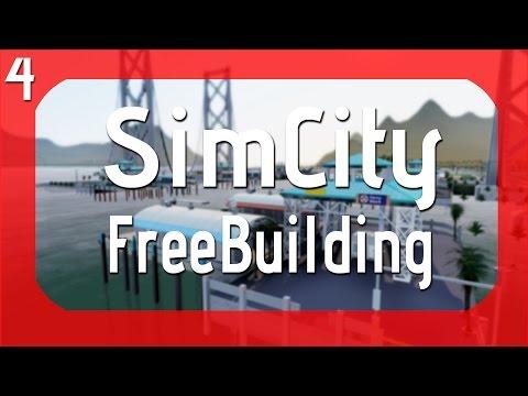 SimCity FreeBuilding 4 ►The Harbor