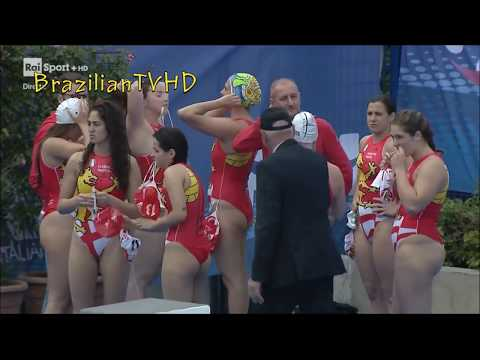 Spanish Women's Water Polo