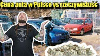 Cena aut w Polsce vs rzeczywistość .Patologia Polskich autohandli  #4
