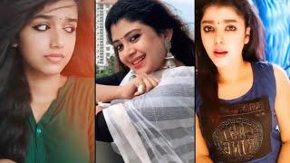 Beautiful Girls Tik Tok Songs Videos Tamil | Cute Girls Songs Videos | Josh Videos | Tik Tok Bandit