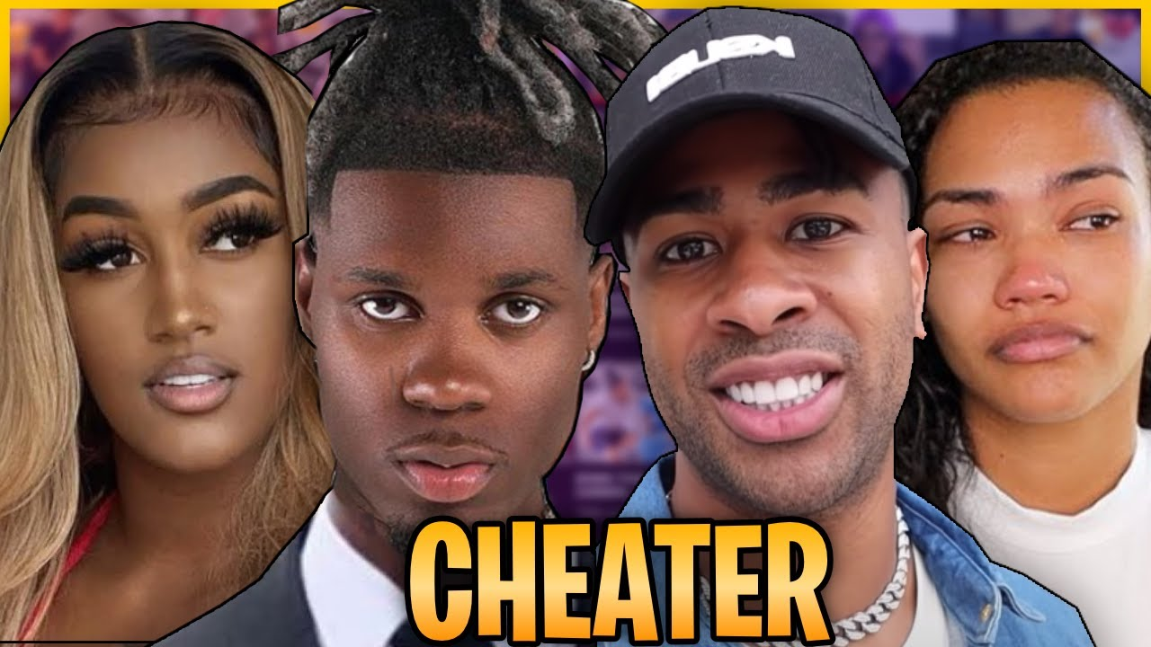 Nique and King EXPOSED This... & PrettyBoyFredo Cheats on Jasmine?