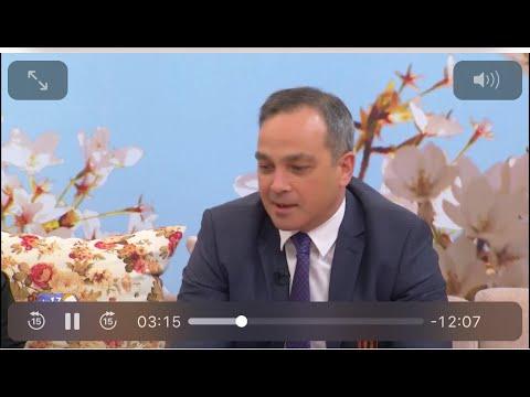 Директор РЦНК в Ереване С. Рыбинский на телеканале Armenia TV рассказал о мероприятиях ко Дню Победы