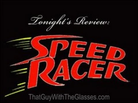 Speed Racer - Bum Reviews