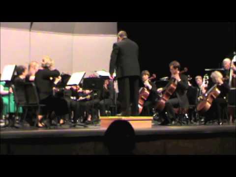 Dante Zubel Conducts Roosevelt Pops Symphony