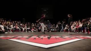 SYSY vs AKNESS - DEMI FINALE BGIRLS # BATTLE DE MEAUX 2016