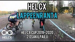 HEL CX LAPPEENRANTA, Myllysaari (Kausi 2019-2020 2.osakilpailu)