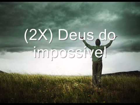Toque No Altar-Deus Do Impossível-Letra
