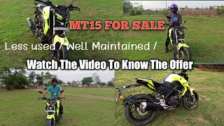 MT15 On Sale With free Offer  …