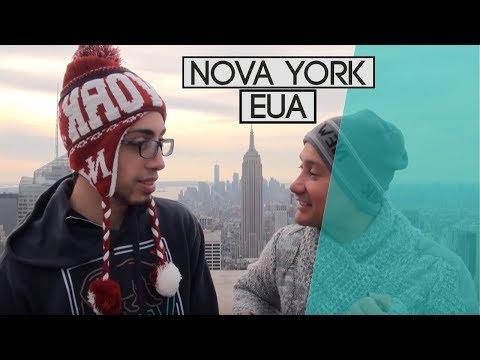 DICAS IMPERDÍVEIS DE NOVA IORQUE - NY com Rodrigo Ruas e Lucas Inutilismo