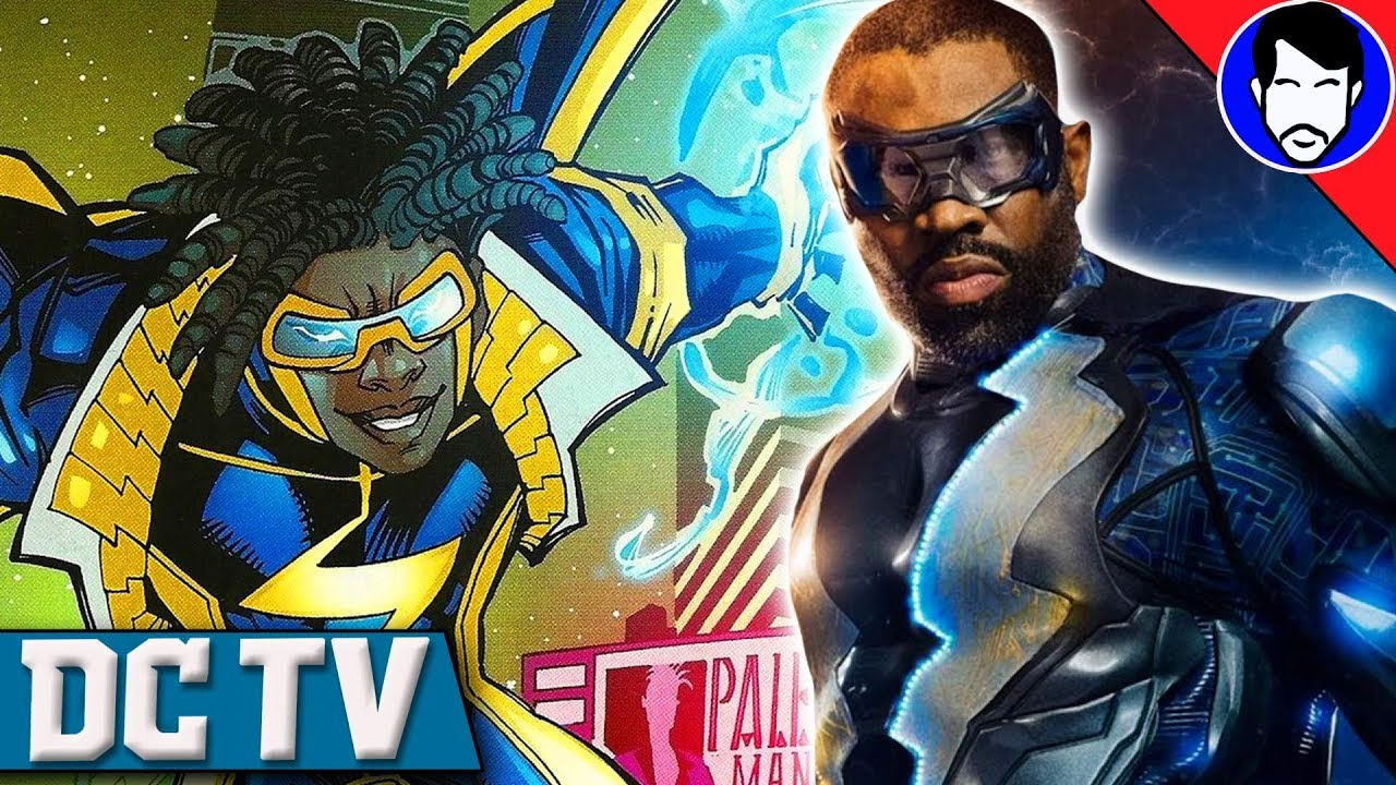 will black lightning use static shock dctv recap youtube