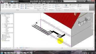 Revit Architecture - Lekcja 11 - Schody zewnętrzne