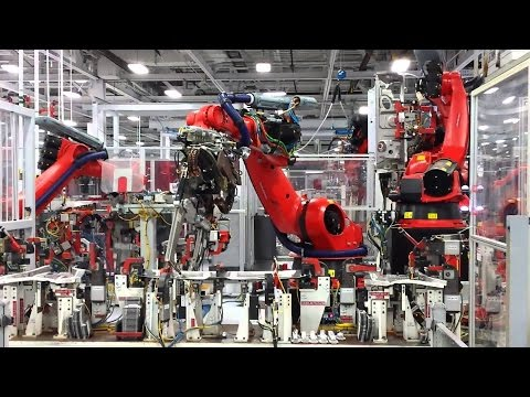 A quoi ressemble l'industrie 4.0 ?