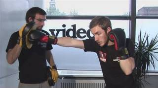 Boxing: How To Master The One-Two Combination
