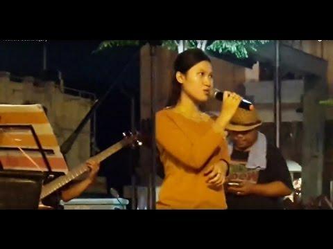 sambutlah kasih-Anaz Richie & Nurul  ft retmelo buskers cover Lovehunter,didangdutkan