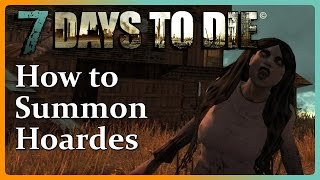 Fight Infinite Zombie Hordes from Screamers in 7 Days to Die