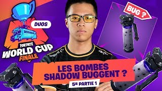 #5 QUALIFICATION DUO FINALE WORLD CUP ►LES BOMBES SHADOW BUGGENT ? - partie 1