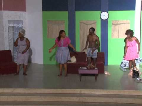 In The Bag of A Woman trailerAn Original Play by Oswald Okaitei