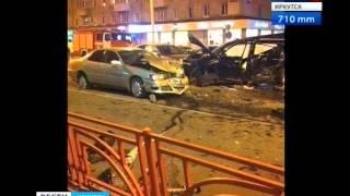 "Резонансное  ДТП в Иркутске два человека погибли, ""Вести-Иркутск"""