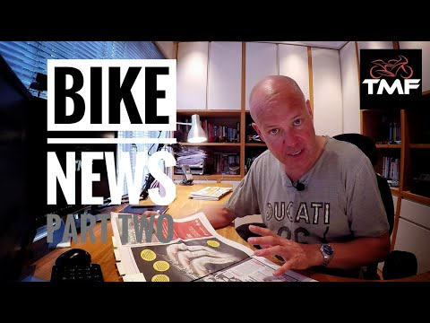 Bike News Monthly - August Review - Part 2